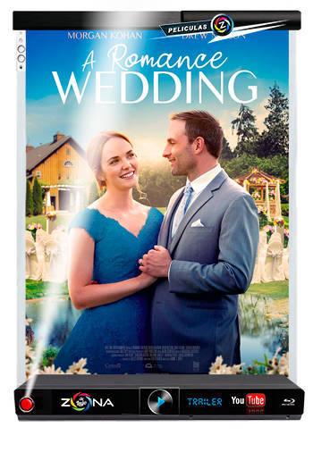 Película A Whirlwind Wedding 2021