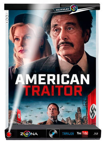 Película American Traitor: The Trial of Axis Sally 2021