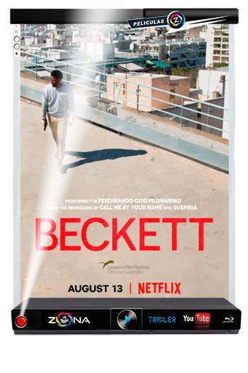 Película Beckett 2021