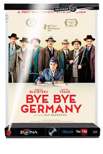 Pelicula Bye Bye Germany 2017