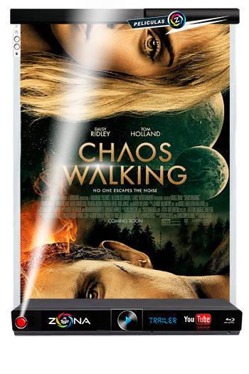 Película Chaos Walking 2021