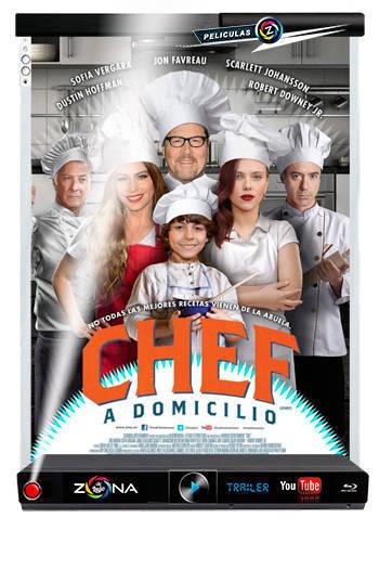Película Chef 2014