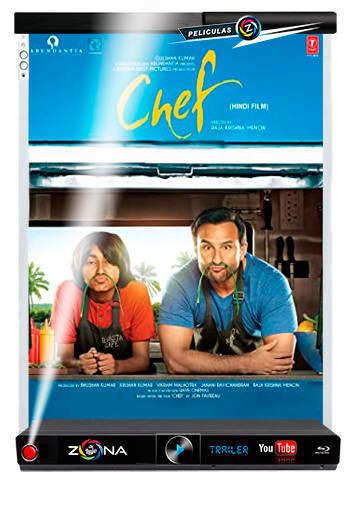 Película Chef 2017