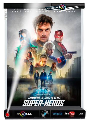 Película como me convertí en superhoroe 2021