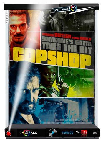 Película copshop 2021