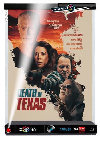 Película death in texas 2021