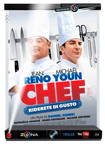Película Chef la receta de la Felicidad 2012