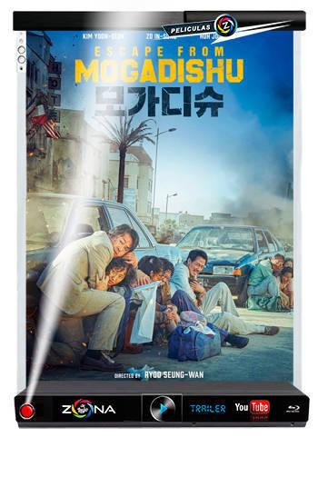 Película Escape from Mogadishu 2021