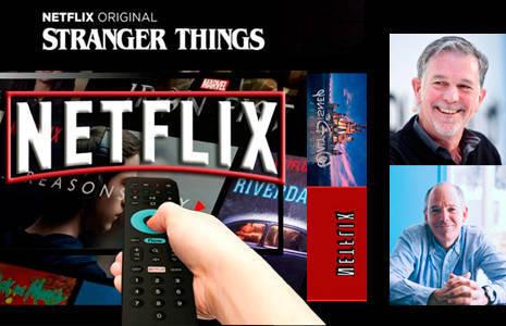 Creación de Netflix