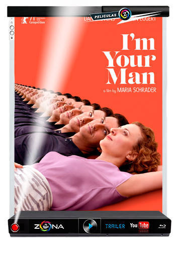 Película I'm your Man 2021