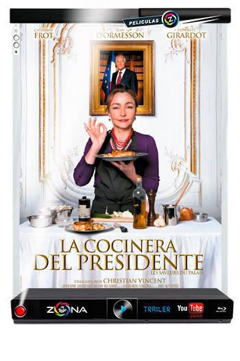 Película La Cocinera del Presidente 2012