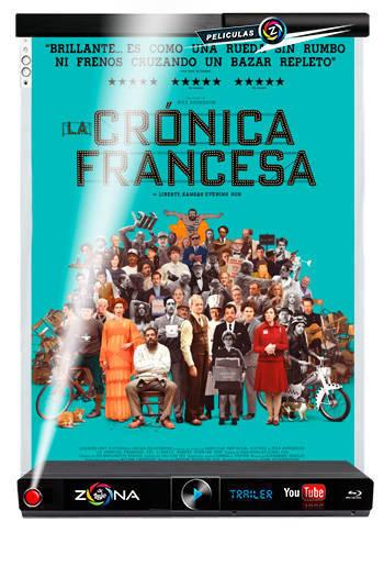Película la crónica francesa 2021