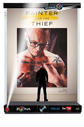 Película la pintora y el ladron 2021