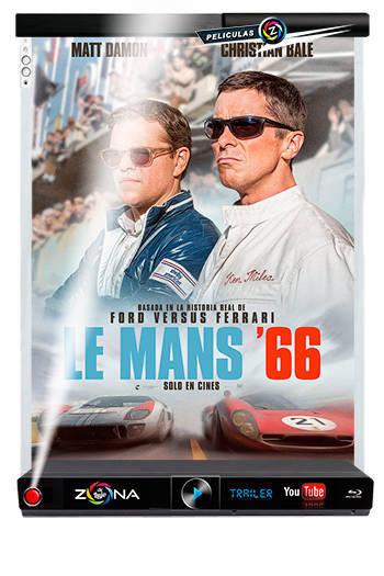 Película Le Mans '66 2019