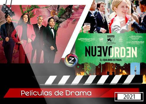 Películas de drama 2021
