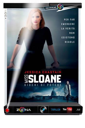 Película Miss Sloane 2016