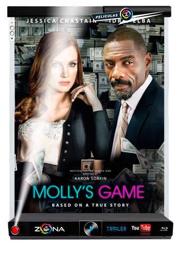 Película Molly's Game 2018