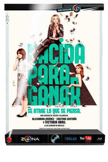 Película Nacida para ganar 2016