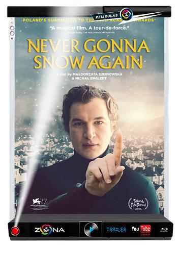 Película Never Gonna Snow Again 2020