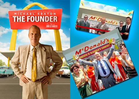 Película sobre McDonald's 2016