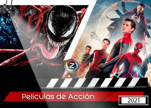 Películas de Acción 2021