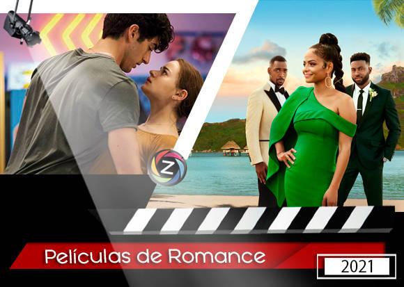 Películas de romance 2021