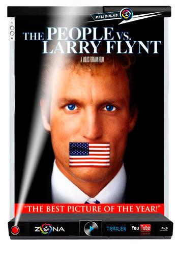 Película People vs Larry Flynt 1996