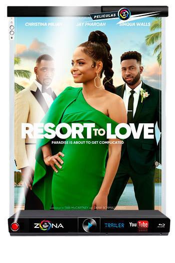 Película Resort to love 2021