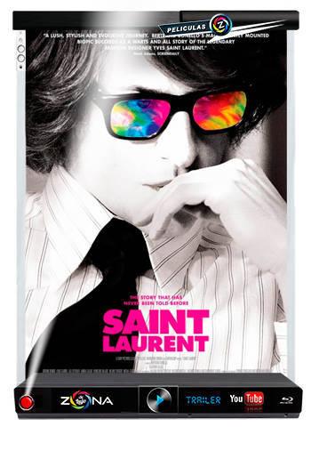 Película Saint Laurent 2015