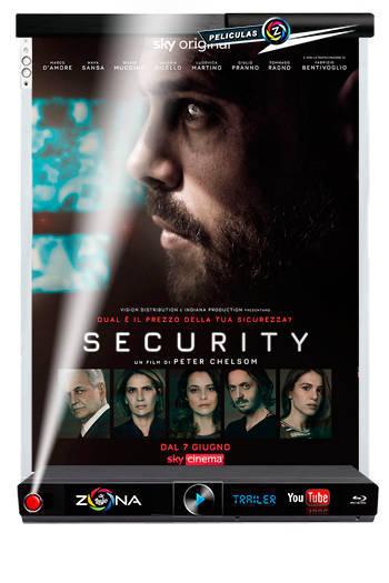 Película security 2021