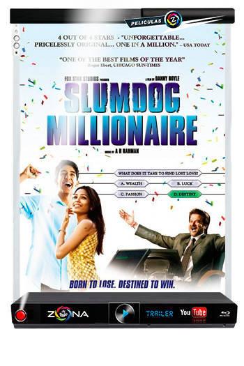 Película Slumdog Millionaire 2008