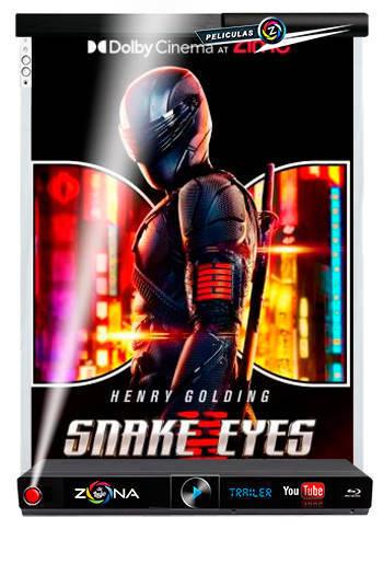 Película snake eyes G.I origins 2021