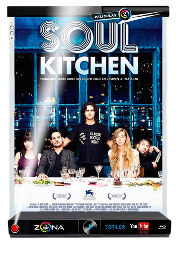 Película Soul Kitchen 2010