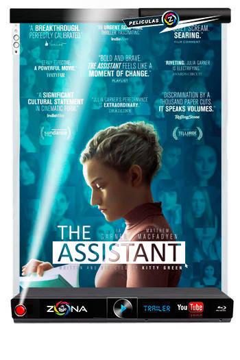 Película the assistant 2020