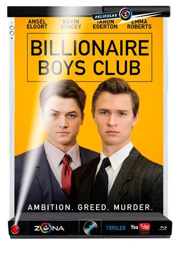Película The Billionaire Boys Club 2018