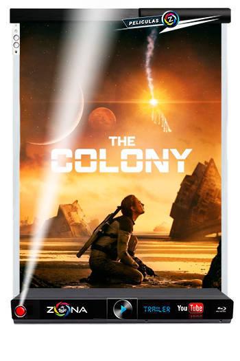 Película The Colony 2021