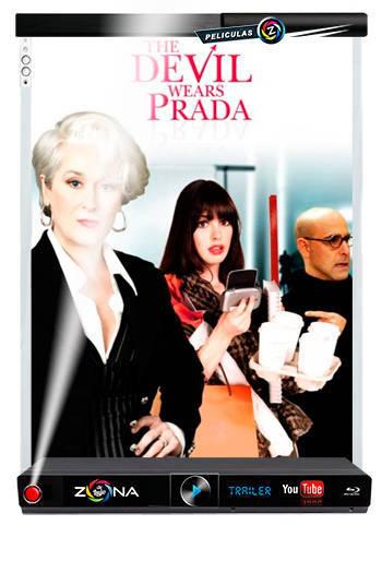 Película el Diablo viste de Prada 2006