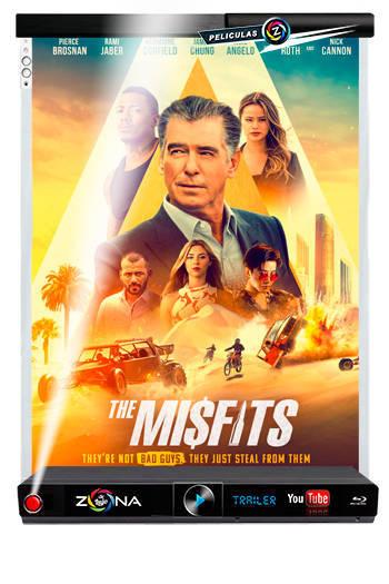Película the misfits 2021