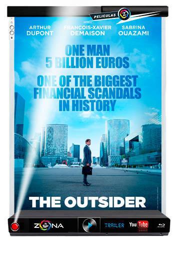 Película The Outsider 2016