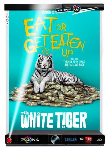 Película Tigre Blanco 2021