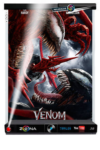 Película venom: habra matanza 2021